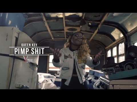 Queen Key - Pimp Shit [First Day Out Tha Feds Remix] (Official Video) Shot By @JVisuals312