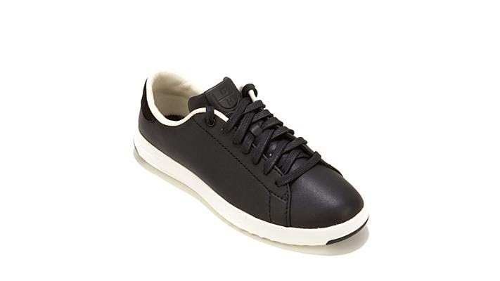 Cole Haan GrandPro Tennis Leather Sneaker JCIMKhWCi