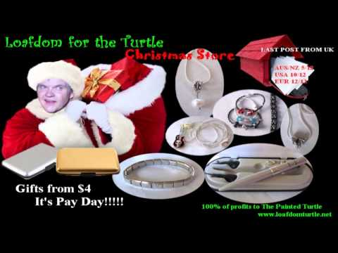 Meat Loaf - The Christmas Song - (Loafdom for the Turtle)
