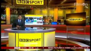 Simon McCoy caught picking his nose on BBC News plus other gaffes
