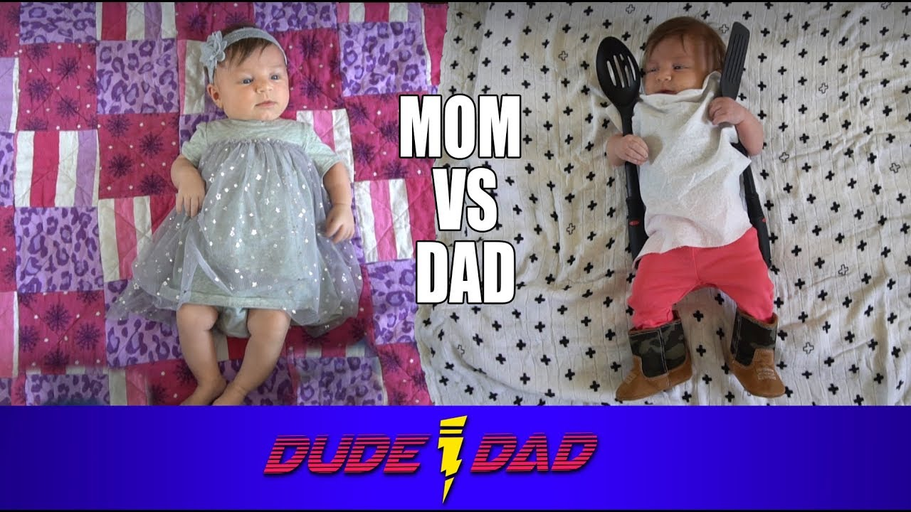 2f6aef3d5378 Mom Vs Dad - Baby Outfits