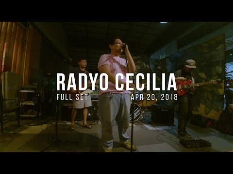 Radyo Cecilia - Counterflow Prods. Idiots (FULL SET) [04-20-2018]