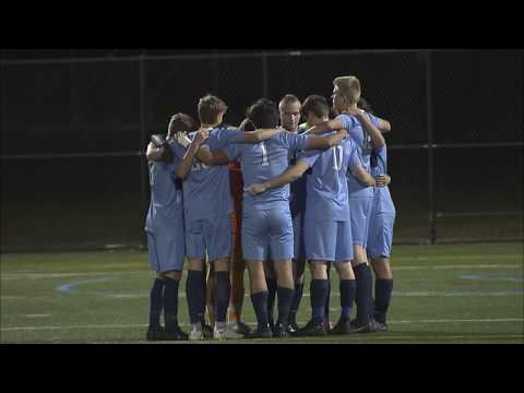 NP Boys Soccer Vs Radnor High School - PIAA Playoff 10-30-18