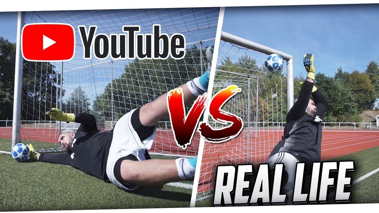 Fussball Videos Youtube Vs Real Life Pmtv