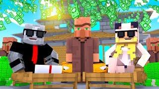 10 MINUTEN EINKAUFEN WAS WIR WOLLEN?! - Minecraft [Deutsch/HD]