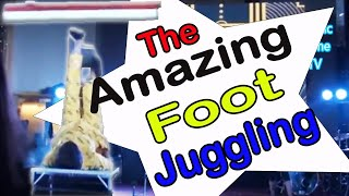 Mystic Mime Artist Acrobat  Ultimate  Foot Juggling Act in Manila Philippines,  Others: Magician Thumbnail