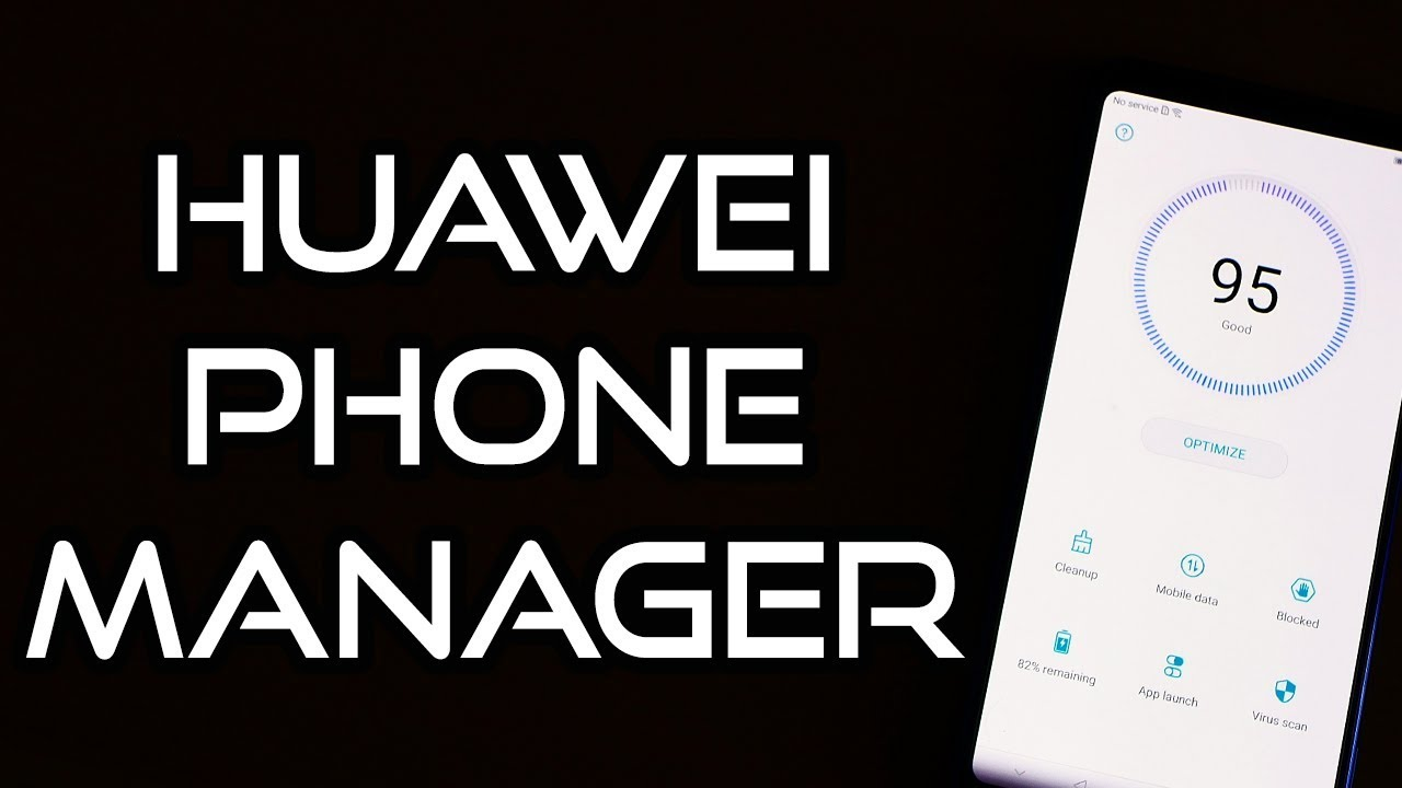 💡Honor Note 10 Tips🔨: Huawei Phone Manager | EMUI 8 📱[4K]