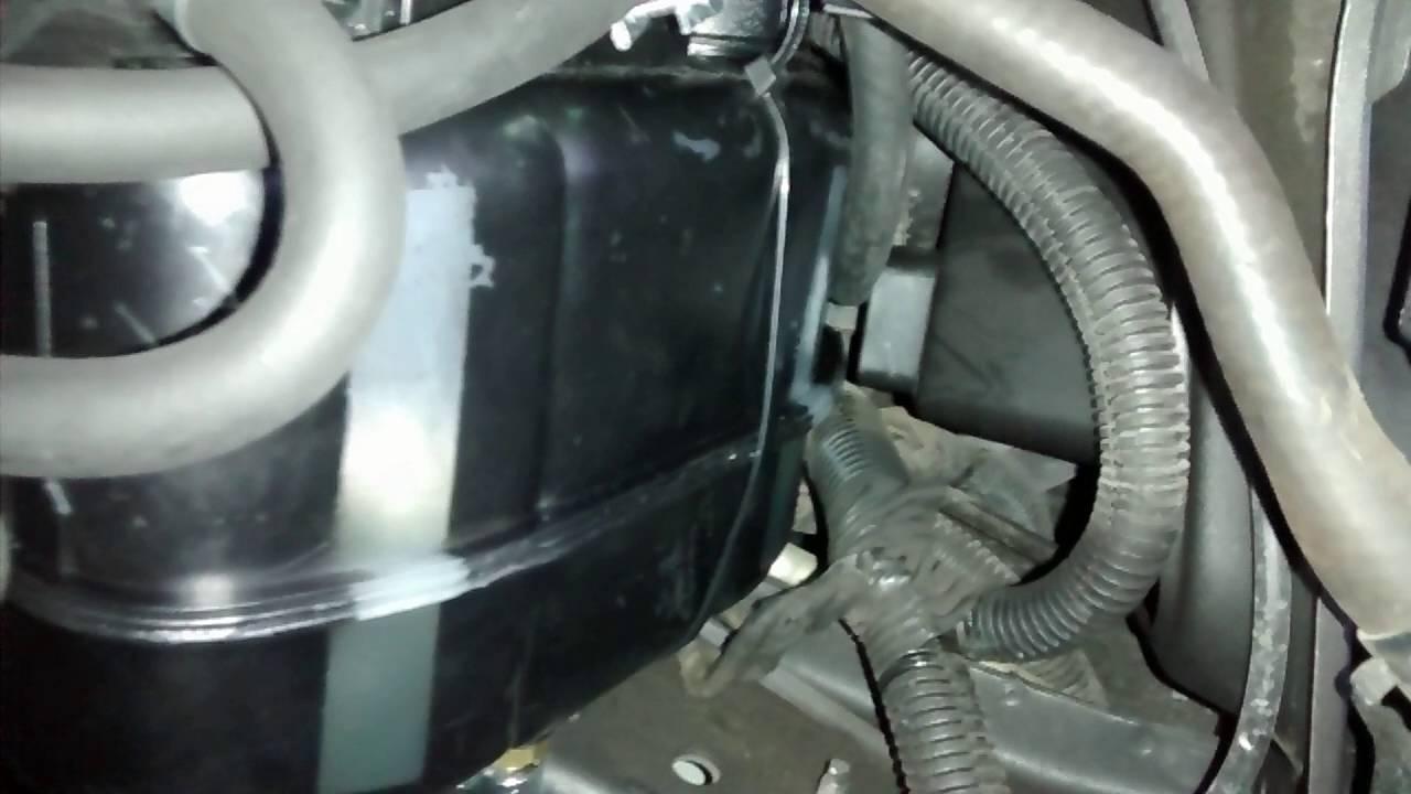 c616ab39e0e Vapor de gasolina Sandecar instalado na Meriva 1.8 - YouTube