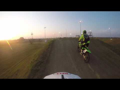 Main Event Series 40+ C/D Moto 2 Freestone County Raceway 8/5/17