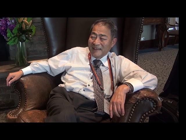 Ritsuo Shingo explains that a lot of companies settle