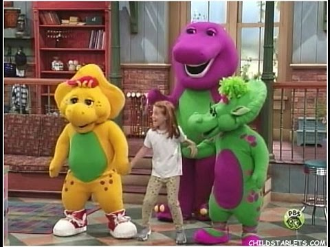 Barney & Friends- Sharing is Caring