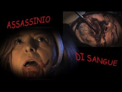 Assassinio di Sangue - Ispirato a Non ho Sonno del maestro Dario Argento
