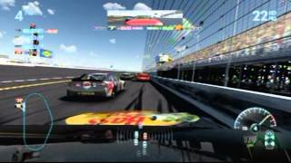 Daytona 500 Race 1 Nascar The Game Inside Line PS3