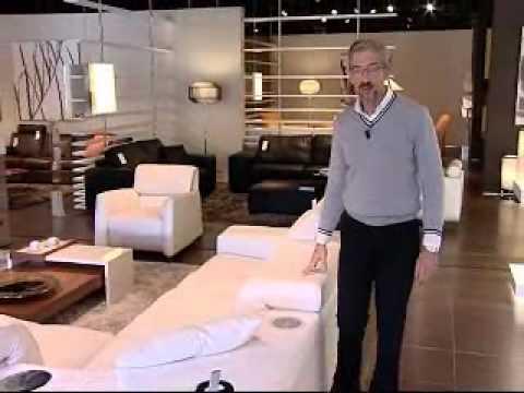 Unicosenza Armadio A Muro Marcaclacsistema Per Mansarda.Natuzzi Leonardo Tv Youtube