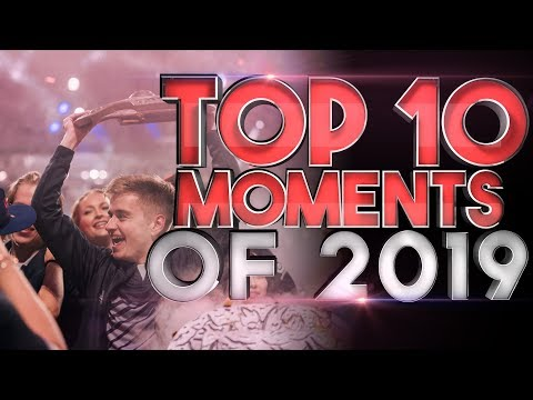 TOP 10 Moments Of Pro Dota 2 In 2019
