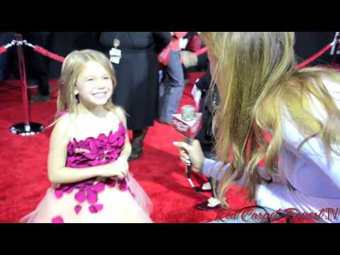Erin Gerasimovich at the World Premiere of Delivery Man DeliveryManFilm