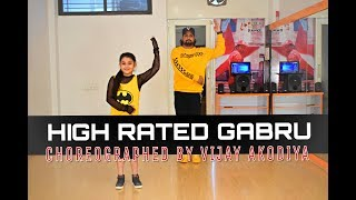 Baixar Nawabzaade: High Rated Gabru | Dance Choreography By Vijay Akodiya | Aka V.j
