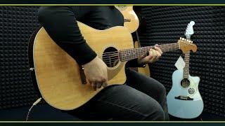 Baixar Электро-акустическая гитара Fender Sonoran SCE Natural V2