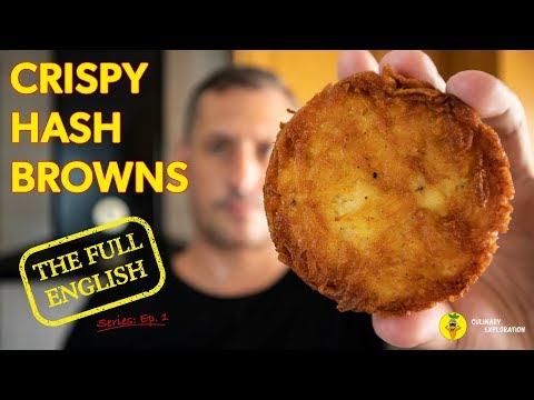 How To Make Hash Browns the RIGHT Way