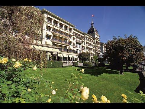 Luxury at the Victoria-Jungfrau Grand Hotel & Spa - andiamo! UPTOWN