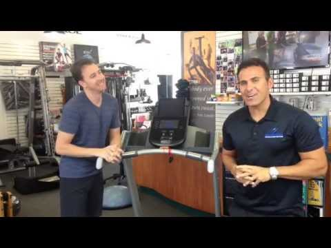 Home Fitness Equipment Review #19 - New Precor Technology