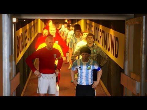 PES 2017: Argentina