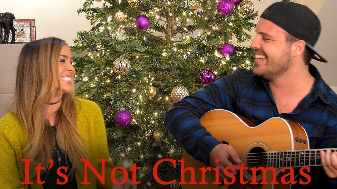 Brown Gray It S Not Christmas Official Video