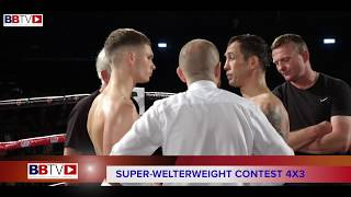 JACK RAFFERTY (debut)  VS KEVIN MACAULEY - BBTV - LONG SHOTS SPORTS