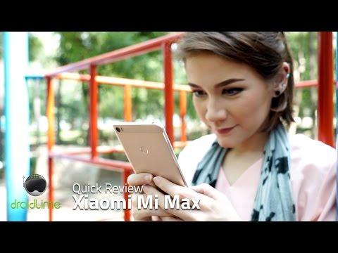 Xiaomi Mi Max Quick Review