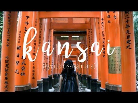 Kansai (Kyoto, Osaka, Nara) Travel Diary