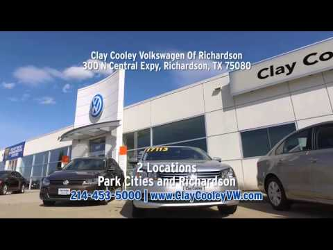 Clay cooley volkswagen youtube for Cooley motors used cars