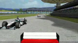 F1 Challenge: 2000 Malaysian Grand Prix