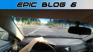 Epic Blog 6//Chevrolet Epica реальный расход бенза//Maverick на ремонт//Надо менять тормоза.