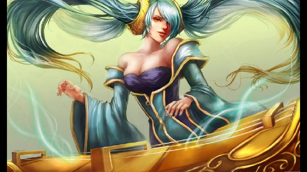 League of Legends – (Season 9) Support con Sona (5/4/14) #24