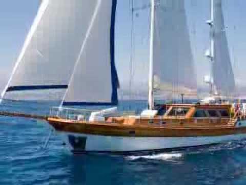 blue cruise Yacht Charter in Turkey