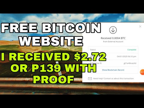LEGIT BITCOIN FAUCET | SECOND TIME OF WITHDRAWAL WITH PROOF (#108)