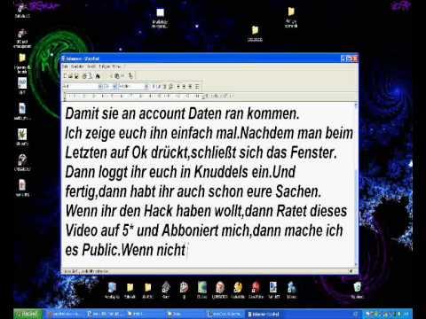 Knuddels Hack by MrHighSkill