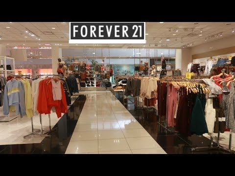 FOREVER 21 SHOPPING!!! COME WITH ME