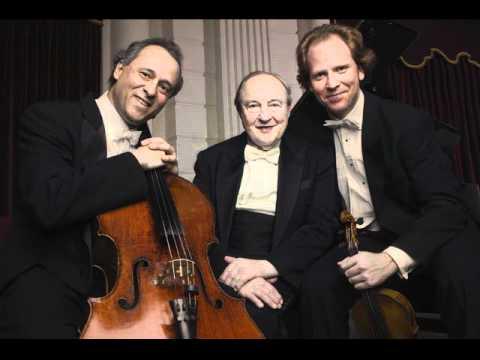 Haydn J. - Piano Trio No-44 E-dur (Hob. XV No.28) - Beaux Arts Trio (1971)