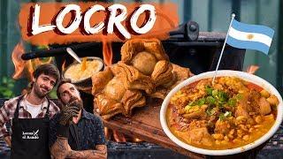 Espectacular Locro y Pastelitos de Membrillo | Cook & Laucha 2x1