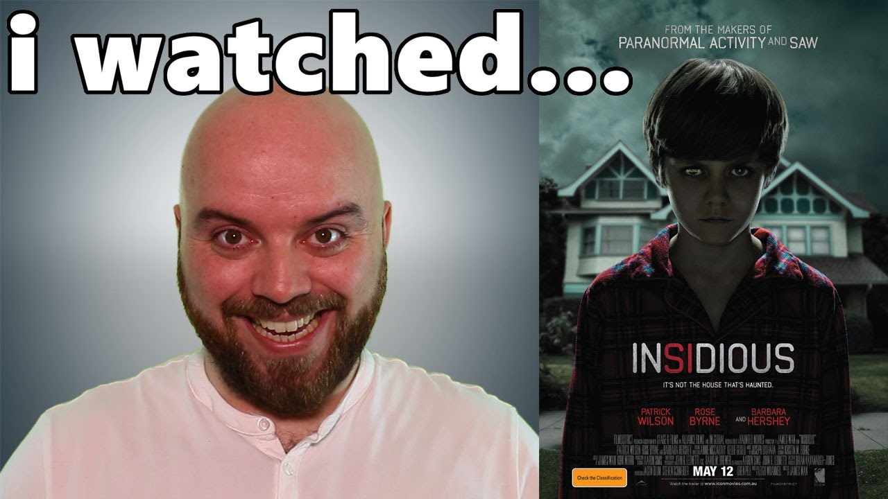 Insidious Review - YouTube