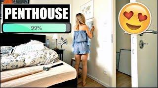 das PENTHOUSE wird FERTIG! (99%) | Sonny Loops