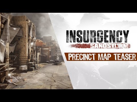 Insurgency: Sandstorm - Precinct Map Teaser
