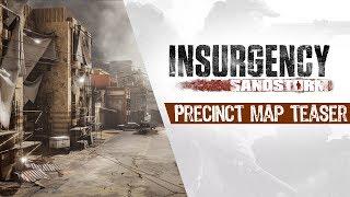 Insurgency: Sandstorm - Precinct Map Teaser