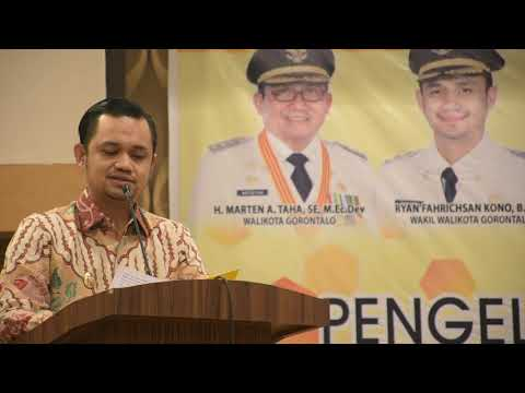 Wakil Walikota Gorontalo Bimtek DAPODIK
