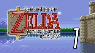 let s play bs the legend of zelda ancient stone tablets 1
