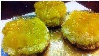 Куиндим - десерт из Бразилии