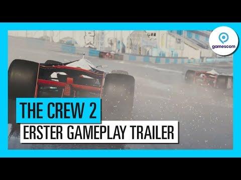 THE CREW 2 - GAMESCOM 2017 - ERSTER GAMEPLAY-TRAILER
