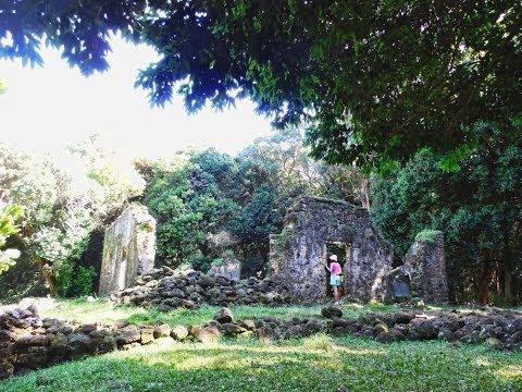 howzitboy hikes: Kaniakapupu (Kamehameha III