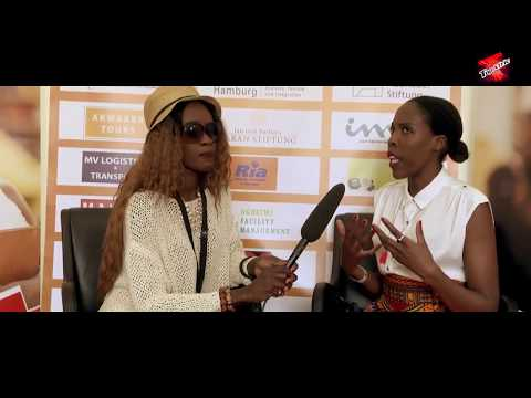AFRICAN DAY 2017  BEATRICE OALA (FASHION DESIGNER)